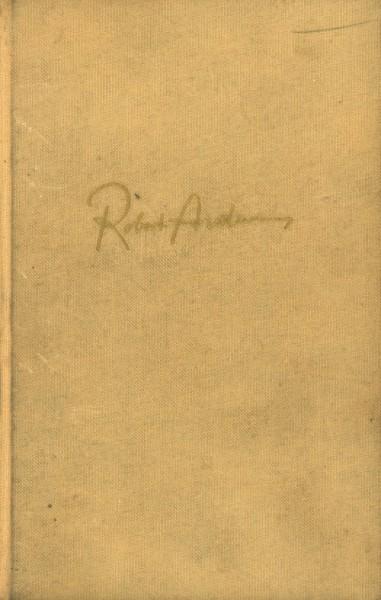 Arden, Robert Leihbuch Ein Herr aus Prag (Astoria)