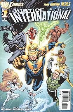 Justice League International (2011) ab 1
