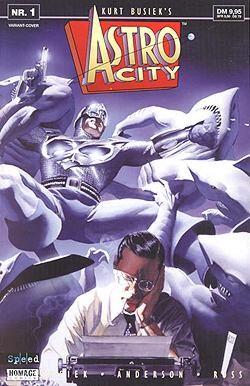 Astro City 01 Variant
