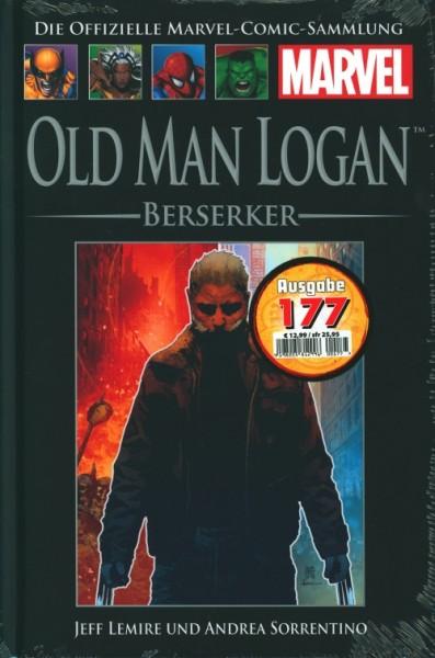 Offizielle Marvel-Comic-Sammlung 177: Old Man Logan... (133)