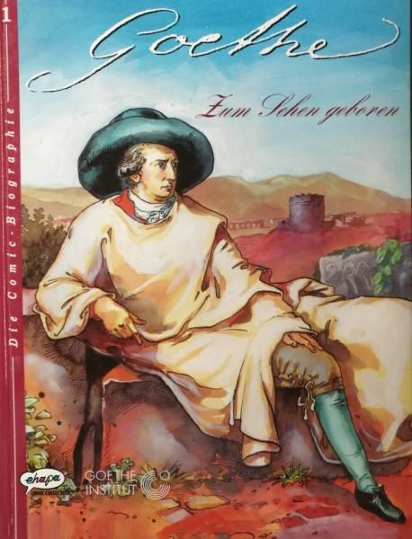 Goethe (Ehapa, B.) Nr. 1,2