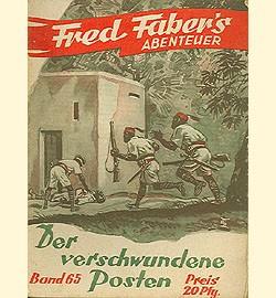 Frank Fabers Abenteuer (Vaterhaus, Vorkrieg) Nr. 1-100