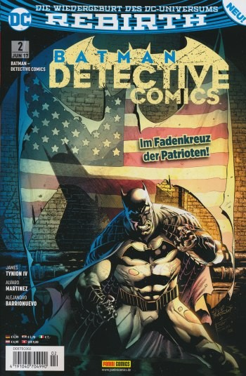 Batman Detective Comics (2017) 02