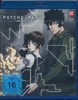 Psycho Pass - The Movie Blu-ray