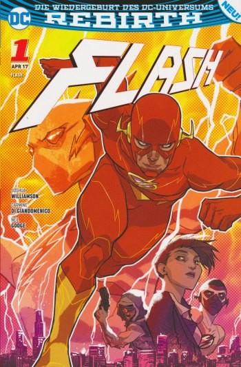 Flash (2017) 1