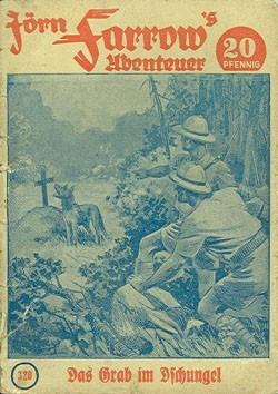 Jörn Farrow (Volksliteratur, Vorkrieg) Nr. 301-357