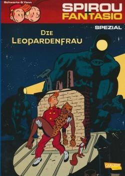 Spirou und Fantasio Spezial 19: Die Leopardenfrau