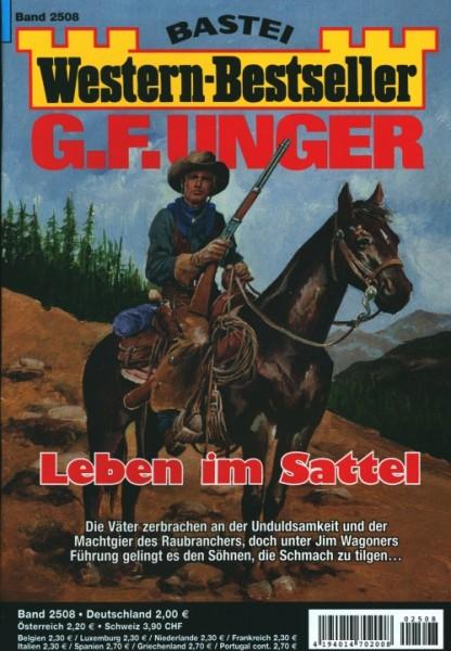 Western-Bestseller G.F. Unger 2508