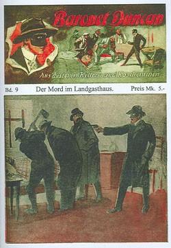 Baronet Duncan (Romanheftreprints) Nr. 1-7,9-38