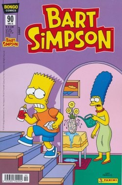 Bart Simpson 90