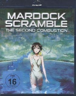 Mardock Scramble: The 2nd Compression Blu-ray