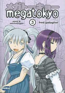 Megatokyo 3