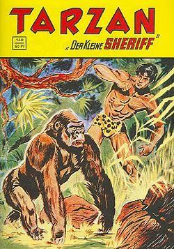 Tarzan Mondial Großband 140