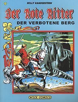 Willy Vandersteens Rote Ritter 57