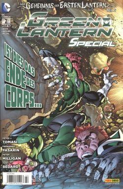 Green Lantern Special 2