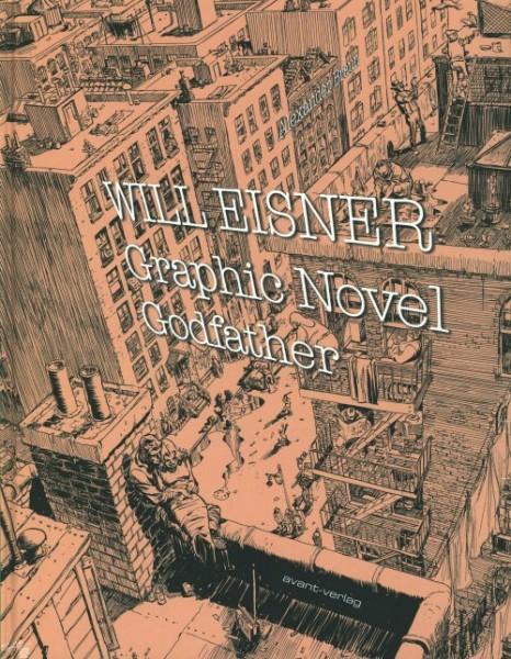 Will Eisner - Godfather