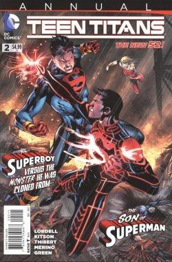 Teen Titans (2011) Annual 1-3