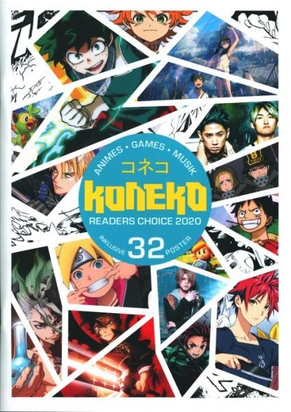 Koneko Readers Choice 2020