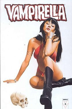 Vampirella 11 (Comic-Cover)