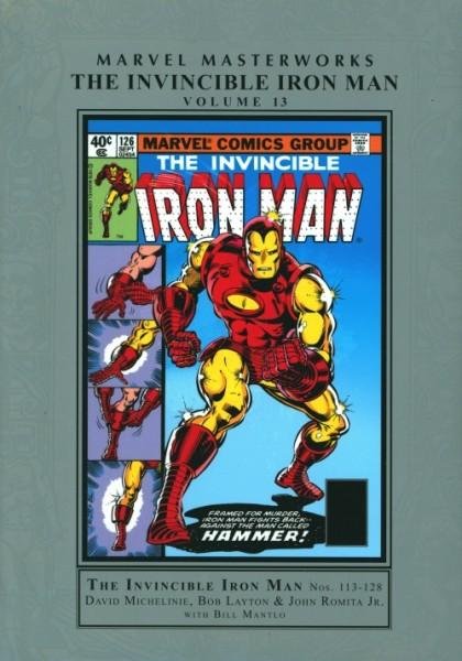 Marvel Masterworks Invincible Iron Man Vol.13 HC