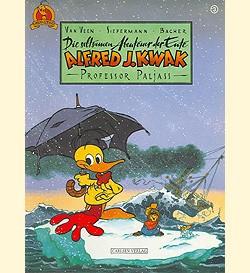 Seltsamen Abenteuer der Ente Alfred J. Kwak (Carlsen, Br.) Nr. 1-3