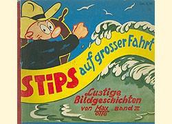 Stips (Union, Br.) Nr. 1-2