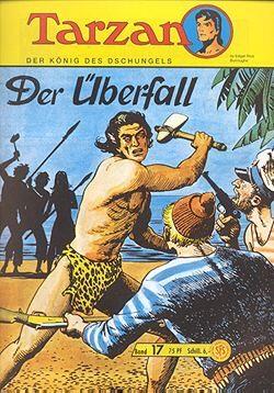Tarzan Lehning Großband 17