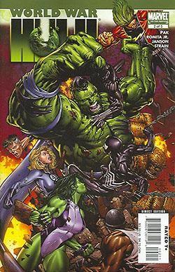 World War Hulk 1-5