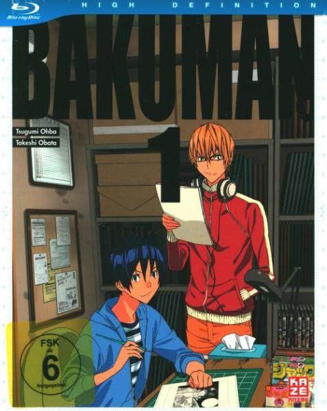 Bakuman Vol. 1 Blu-ray