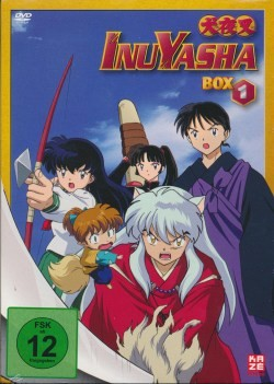 Inu Yasha DVD Box 1 - Neue Edition