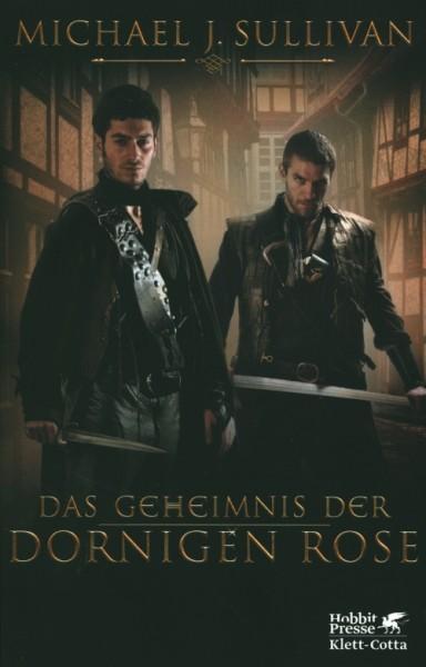 Sullivan, M. J.: Die Riyria-Chroniken 2 - Geheimnis der dornigen Rose