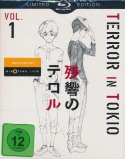 Terror in Tokio Vol. 1 Blu-ray