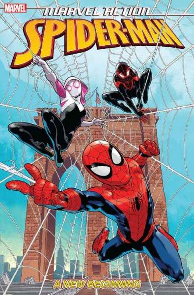 Marvel Action: Spider-Man 01 (03/20)