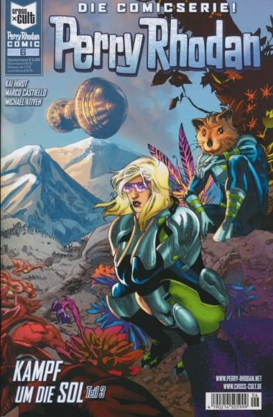 Perry Rhodan Comic 6