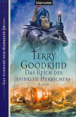 Goodkind, Terry (Blanvalet, Tb.) Schwert der Wahrheit (alte Ausgabe) Nr. 12(neu)