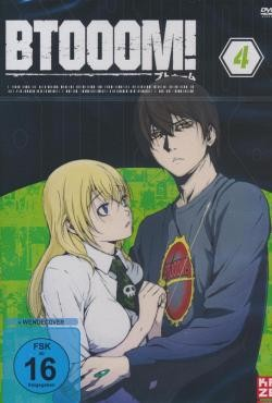 Btooom DVD Vol.4