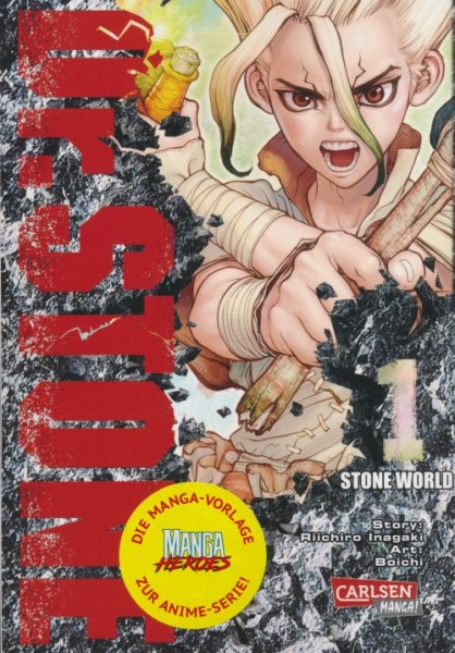 Dr. Stone 1