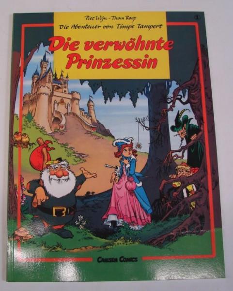 Abenteuer von Timpe Tampert (Carlsen, Br.) Nr. 1-3 kpl. (Z0-2)