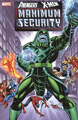 US: Avengers/X-Men: Maximum Security