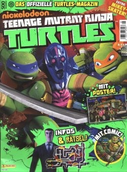 Teenage Mutant Ninja Turtles Magazin 05