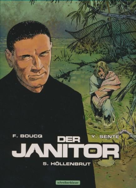 Janitor (Schreiber & Leser, B.) Nr. 5