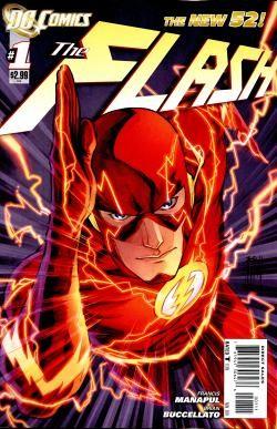 Flash (2011) 1st Printing 1