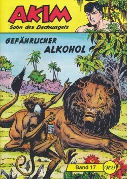 Akim Sohn des Dschungels Großband 17