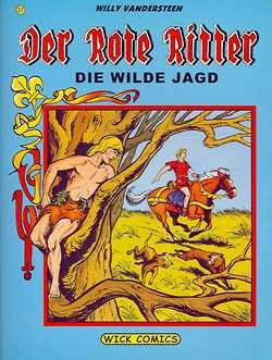 Willy Vandersteens Rote Ritter 37