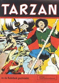 Tarzan Mondial Großband 83