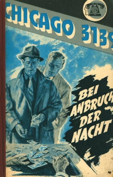 Chicago 3139 Leihbuch Bei Anbruch der Nacht (Bethke)
