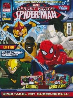 Ultimative Spider-Man Magazin 14
