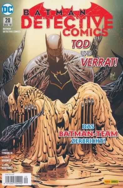 Batman Detective Comics (2017) 20