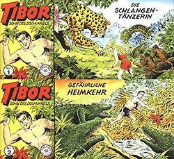 Tibor (Wildfeuer, Picc.) Jubiläumsedition Nr. 1,2 (neu)