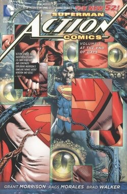 Action Comics (2011) Vol.3 At the End of Days HC